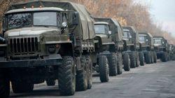 Ukraine: intenses combats d'artillerie à