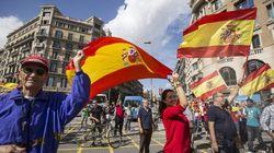 Espagne: plusieurs manifestations anti-consultation sur l'avenir de la