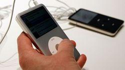 L'iPod Classic tire sa