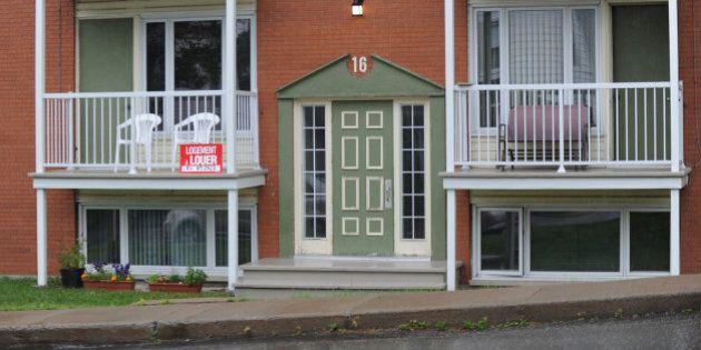 Le FRAPRU lance un «Dossier noir» sur la situation du logement au