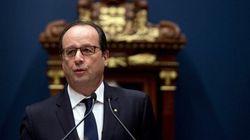 François Hollande plaide pour la création d'un «visa