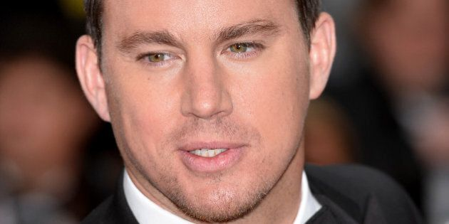 CANNES, FRANCE - MAY 19: American actor Channing Tatum arrives for the screening of the film 'Foxcatcher'...
