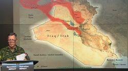 Irak : les frappes canadiennes visaient à empêcher une inondation programmée par l'EI