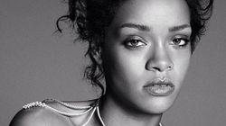 Rihanna enlève le haut pour le magazine ELLE