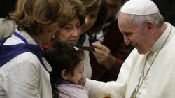 Le Pape défend la famille,