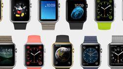 La sortie de l'Apple Watch repoussée au printemps