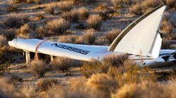 Écrasement de SpaceShipTwo: possible déblocage prématuré d'ailerons