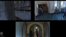 La fusillade au parlement d'Ottawa dans l'oeil de trois caméramans de CBC/Radio-Canada