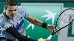 Finales de l'ATP: Milos Raonic dans le groupe le plus