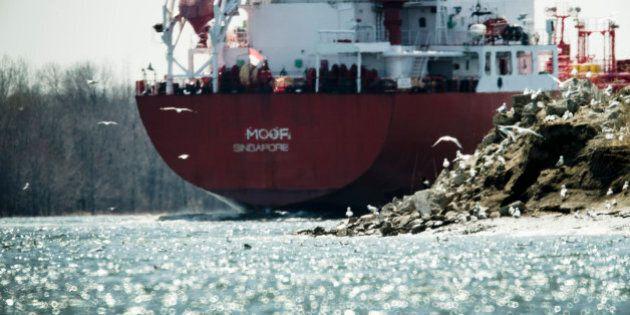La grève est évitée de justesse pour la Voie maritime du