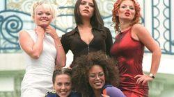 Wannabe, des Spice Girls, en tête des chansons les plus