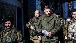 Ukraine: Alexandre Zakhartchenko élu «président» de