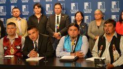 Les Atikamekw déclarent leur souveraineté