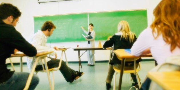 L'Institut Fraser propose de récompenser les professeurs selon la