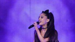 Ariana Grande au Centre Bell en