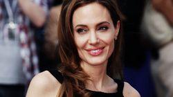 Des photos d'Angelina Jolie mannequin à l'âge de 18 ans