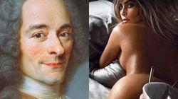 Voltaire, Rousseau et les autres: comment la célébrité a été inventée par l'Europe des