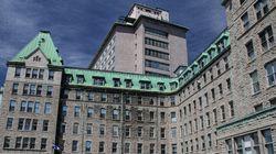Alerte à la bombe à l'Hôtel-Dieu de Québec: deux suspectes