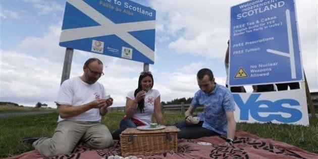 Référendum en Écosse : Londres promet des
