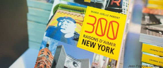 «300 raisons d'aimer New York»: sur les traces de Marie-Joëlle Parent