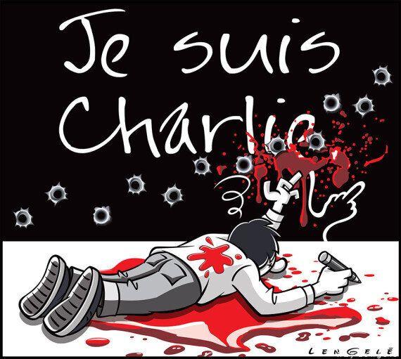 Mon hommage à Charlie