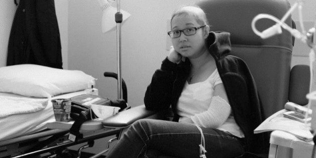 Mai Duong, cette mère leucémique, est toujours à la recherche d'un donneur de cellules