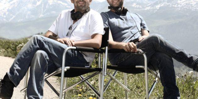 Festival du film de Toronto 2014: «Samba», la vie d'Eric Toledano et Olivier Nakache