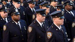 Funérailles d'un des deux policiers tués samedi dernier à New York