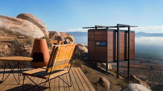 9 hôtels qui vous donneront envie de dormir dans un