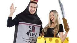 25 costumes d'Halloween disponibles sur