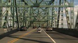 Le pont Champlain fermé vers Montréal cette fin de