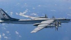 Des CF-18 interviennent pour éloigner des bombardiers