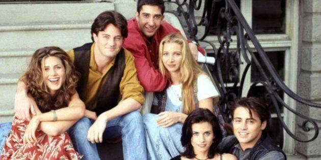 «Friends» a 20 ans: les leçons de mode que nous avons apprises des dix