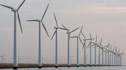 Enbridge achète une participation de 80% dans des fermes éoliennes aux