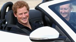 Le prince Harry célèbre son 30e anniversaire