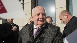 Pour Gorbatchev, le monde est «au bord d'une nouvelle Guerre