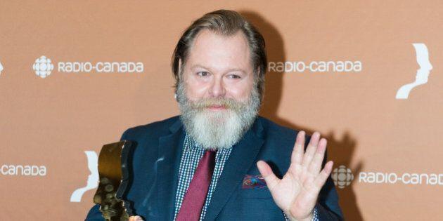 29e Gala des Prix Gémeaux : entrevue avec Claude Robinson, un grand