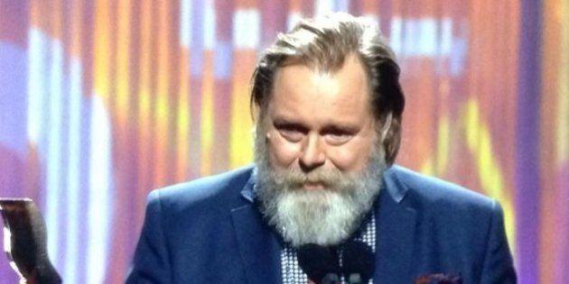 29e Gala des prix Gémeaux : Claude Robinson fait la grande demande... Twitter
