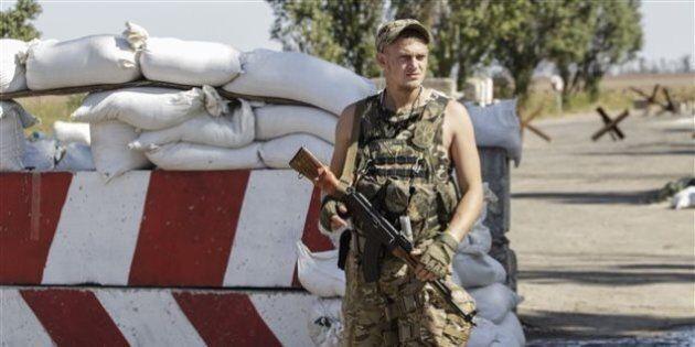 L'Ukraine reçoit des armes de pays de