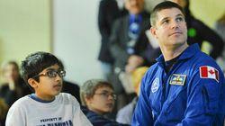 L'astronaute Jeremy Hansen espère se rendre dans l'espace d'ici