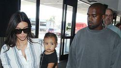 Kim Kardashian et Kanye West en route vers l'Australie
