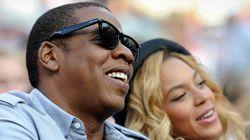 Jay-Z et Beyoncé assistent à un concert de Kanye West ensemble