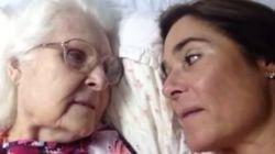 Une patiente atteinte d'Alzheimer se souvient soudainement de sa fille
