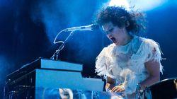 Toutes les photos du concert d'Arcade Fire à