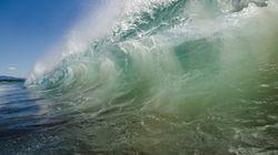 Alerte aux vagues monstres à