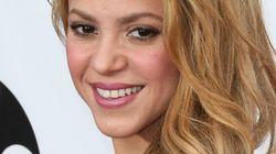 Shakira confirme qu'elle est