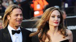 Angelina Jolie et Brad Pitt se sont