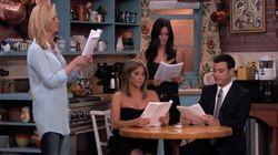 Les comédiens de «Friends» se retrouvent