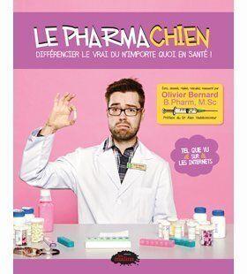 Le Pharmachien : la santé dessinée, simplifiée,