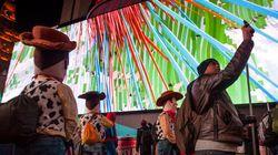 Times Square inaugure le plus grand écran numérique du